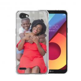 Capinha de Celular LG PS Transparente