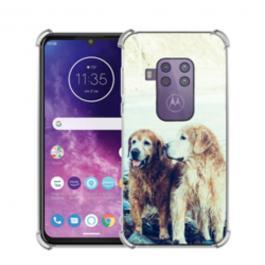 Capinha de Celular Motorola PS Transparente
